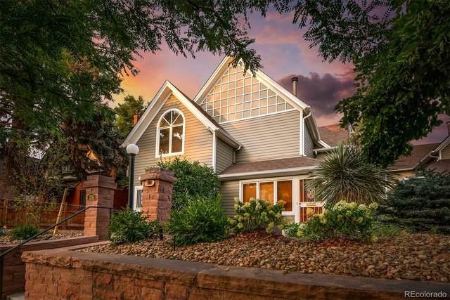 380 S Ogden Street, Denver, CO 80209 (MLS #8903879) :: Bliss Realty Group
