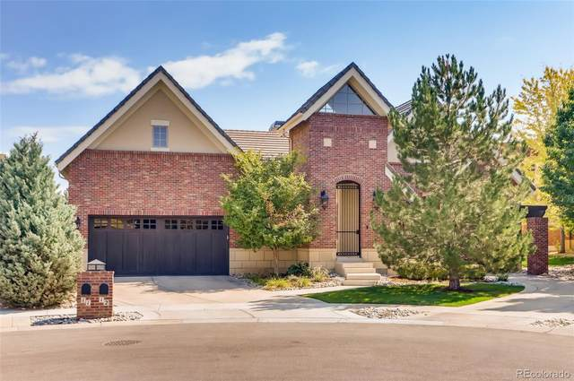12 Sommerset Circle, Greenwood Village, CO 80111 (MLS #8904125) :: 8z Real Estate