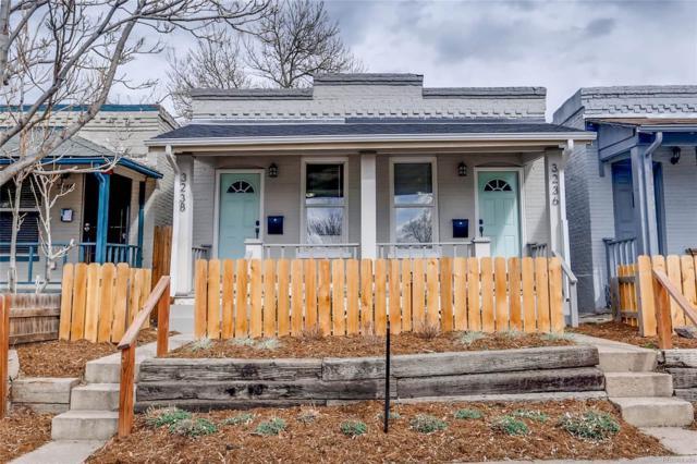 3238 N Elizabeth Street, Denver, CO 80205 (#8904319) :: The Peak Properties Group