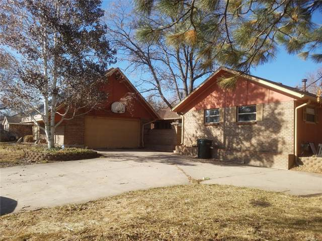 14605 W 58th Avenue, Arvada, CO 80002 (#8904559) :: The Heyl Group at Keller Williams