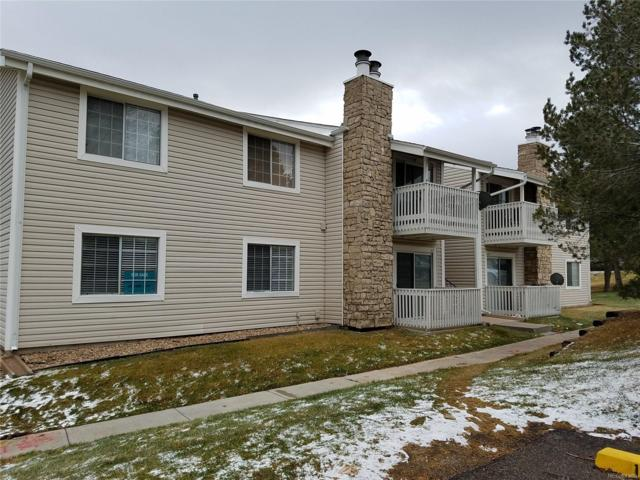 14152 E Colorado Drive #103, Aurora, CO 80012 (#8904651) :: The Dixon Group