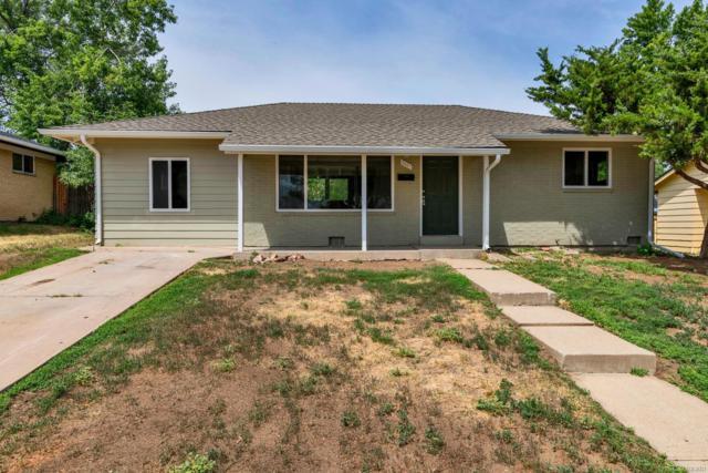 2651 S Newton Street, Denver, CO 80219 (#8905279) :: Bring Home Denver