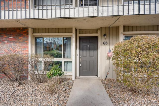 6495 E Happy Canyon Road #68, Denver, CO 80237 (#8905310) :: The Griffith Home Team