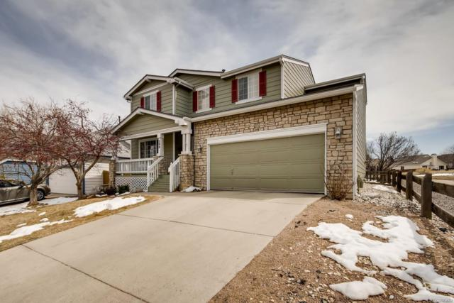 100 Burgundy Drive, Highlands Ranch, CO 80126 (#8905367) :: House Hunters Colorado