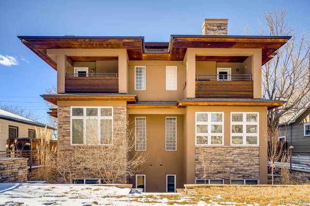 2407 S High Street, Denver, CO 80210 (#8905567) :: The Margolis Team