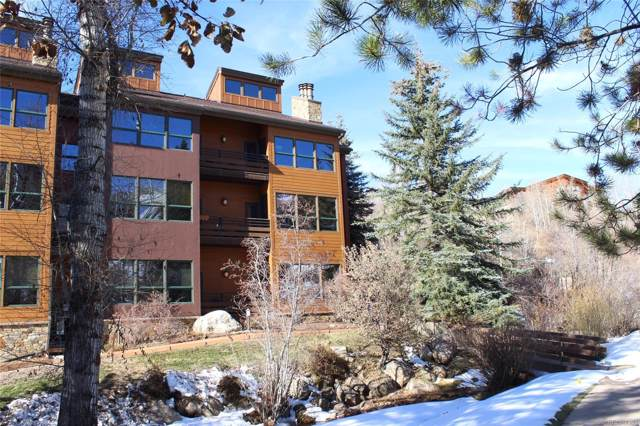 2000 Ski Time Square Drive #309, Steamboat Springs, CO 80487 (#8906047) :: HomeSmart Realty Group