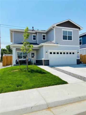 1484 Elmwood Place, Denver, CO 80221 (MLS #8906274) :: Keller Williams Realty