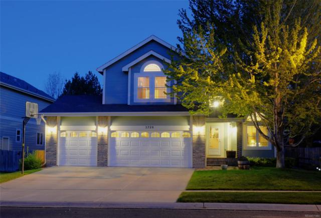 3728 Foothills Drive, Loveland, CO 80537 (#8907424) :: The Galo Garrido Group