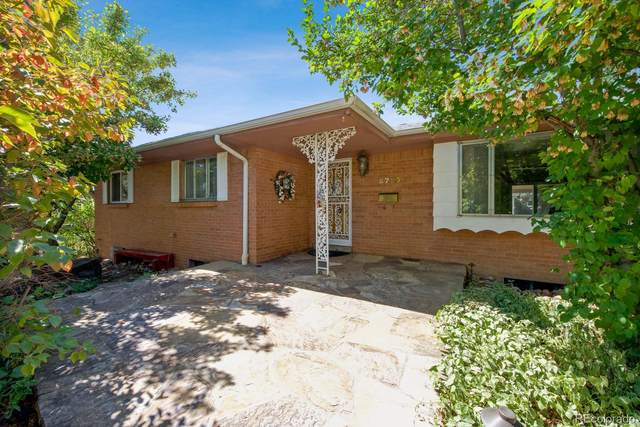 2727 S Benton Street, Denver, CO 80227 (#8907612) :: Bring Home Denver with Keller Williams Downtown Realty LLC