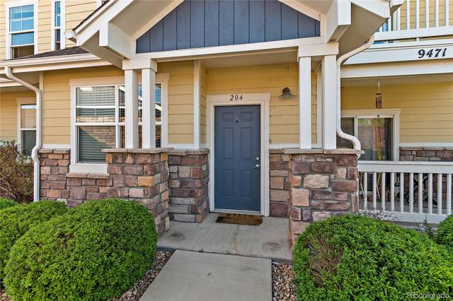 9471 Ashbury Circle #204, Parker, CO 80134 (#8907794) :: The Griffith Home Team