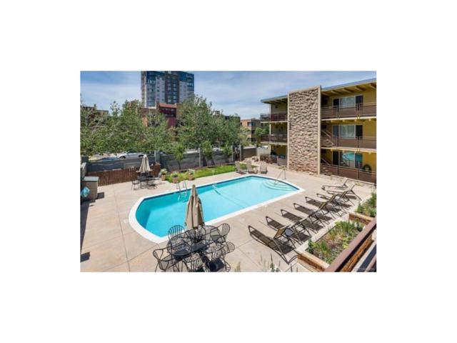 250 Pearl Street #107, Denver, CO 80203 (#8908394) :: ParkSide Realty & Management