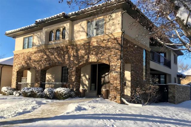 1401 S Clayton Street, Denver, CO 80210 (#8908398) :: The HomeSmiths Team - Keller Williams