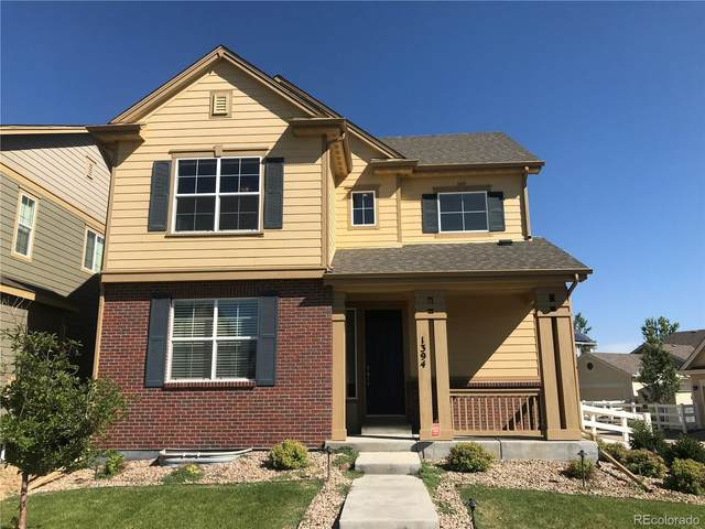 1394 S Coolidge Circle, Aurora, CO 80018 (#8908734) :: The DeGrood Team