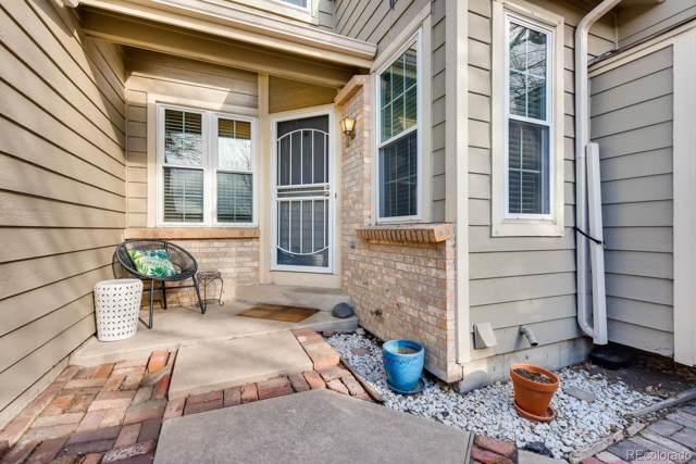 7373 E Iowa Avenue #1098, Denver, CO 80231 (MLS #8909016) :: 8z Real Estate