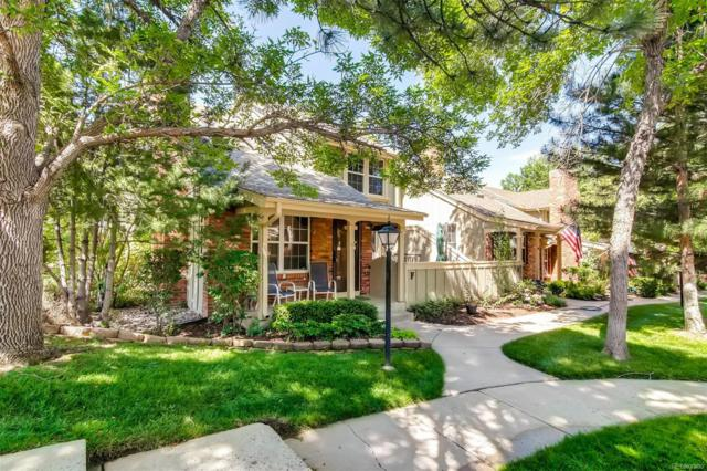7751 S Curtice Drive F, Littleton, CO 80120 (#8909037) :: The DeGrood Team
