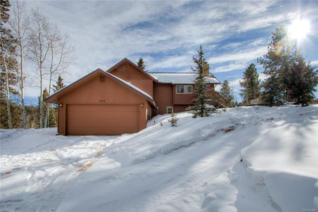 202 Aspen Circle, Divide, CO 80814 (#8909297) :: The City and Mountains Group