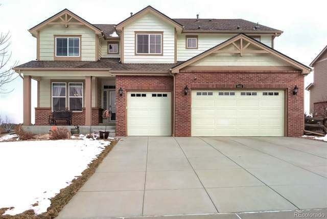 8602 S Zante Street, Aurora, CO 80016 (MLS #8909570) :: Keller Williams Realty