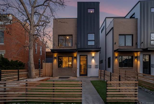 2444 Glenarm Place, Denver, CO 80205 (#8909659) :: The DeGrood Team