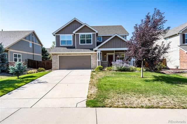 1357 N Heritage Avenue, Castle Rock, CO 80104 (#8910237) :: THE SIMPLE LIFE, Brokered by eXp Realty