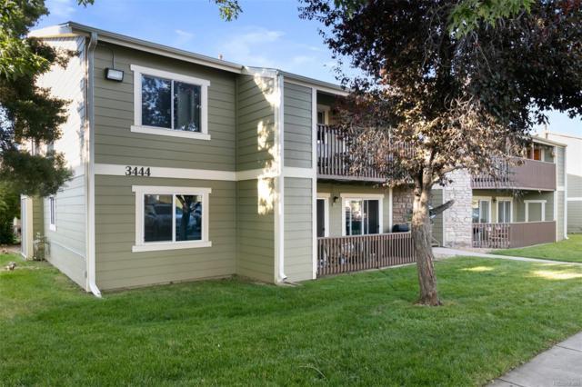 3444 S Eagle Street #101, Aurora, CO 80014 (MLS #8910998) :: 8z Real Estate