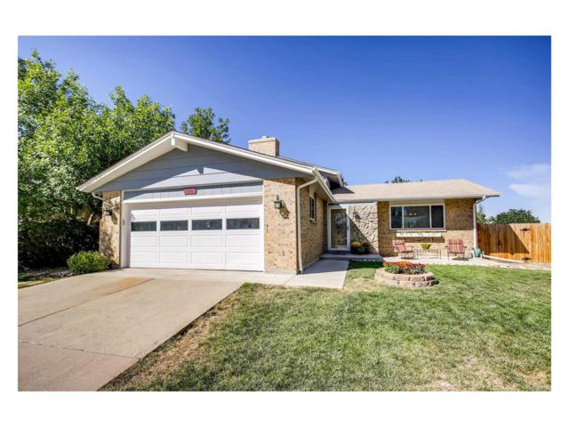 4281 E Peakview Circle, Centennial, CO 80121 (#8911186) :: The Griffith Home Team