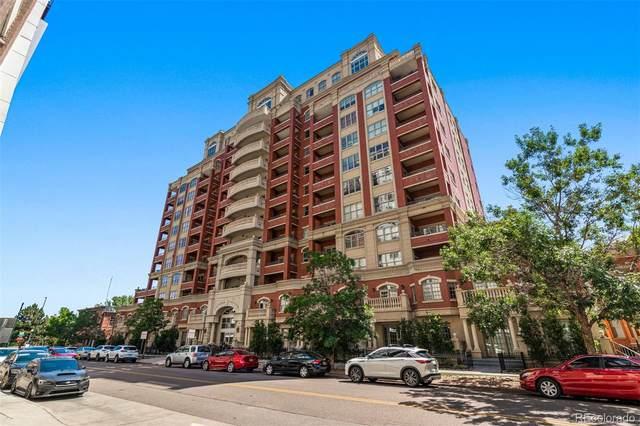 1950 N Logan Street #306, Denver, CO 80203 (#8911280) :: Kimberly Austin Properties