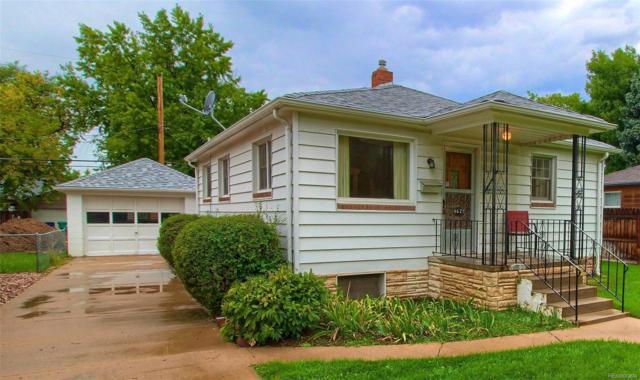 4621 S Clarkson Street, Englewood, CO 80113 (#8911291) :: The Peak Properties Group