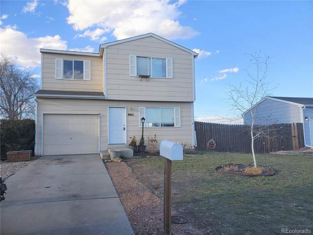 905 E 24th Street Road, Greeley, CO 80631 (MLS #8911359) :: 8z Real Estate