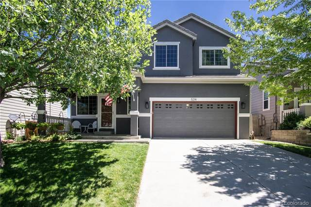 5214 S Sicily Street, Aurora, CO 80015 (#8911433) :: The Dixon Group