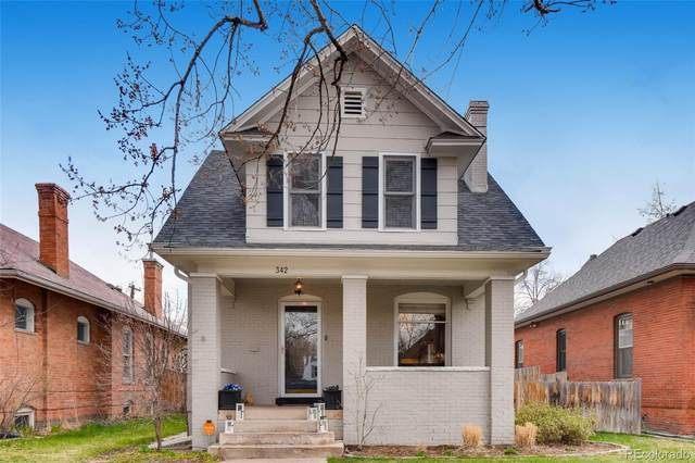 342 S Corona Street, Denver, CO 80209 (#8911862) :: Wisdom Real Estate