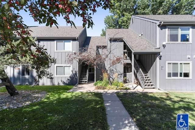 801 E Drake Road K62, Fort Collins, CO 80525 (#8912048) :: James Crocker Team