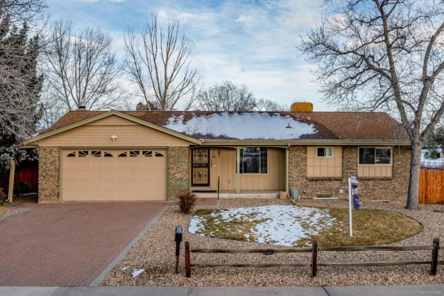6440 S Kendall Street, Littleton, CO 80123 (#8912120) :: The City and Mountains Group