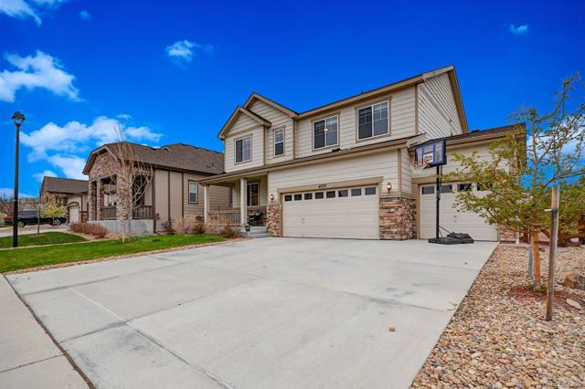 4777 S Odessa Street, Aurora, CO 80015 (#8912617) :: The Healey Group