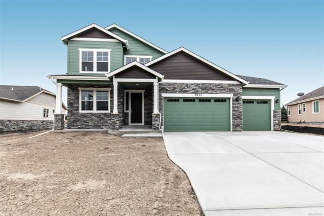 2855 Eagle Cir, Erie, CO 80516 (#8913510) :: House Hunters Colorado