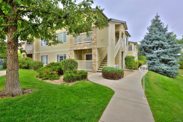 9992 E Idaho Circle #103, Aurora, CO 80247 (#8913535) :: Wisdom Real Estate