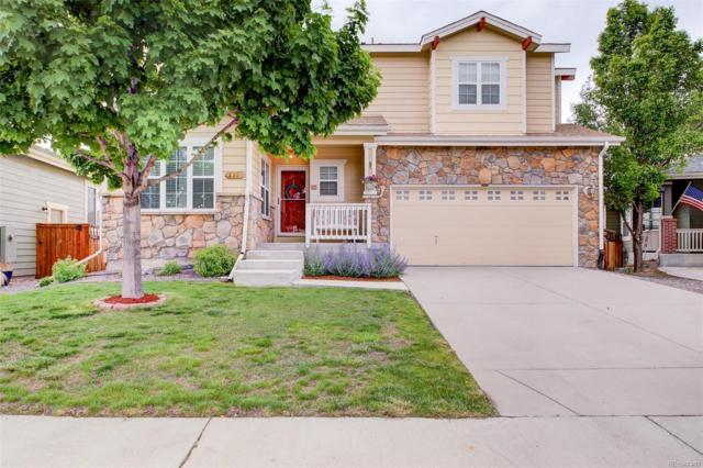 4417 Oakes Mill Court, Castle Rock, CO 80109 (#8913619) :: Bicker Realty