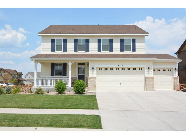 6745 Monterey Pine Loop, Colorado Springs, CO 80927 (MLS #8913785) :: 8z Real Estate