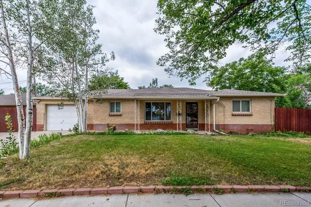 4425 Yarrow Street, Wheat Ridge, CO 80033 (#8913945) :: The DeGrood Team