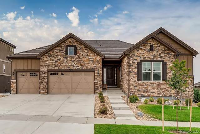 7640 S Blackstone Parkway, Aurora, CO 80016 (#8914267) :: Portenga Properties - LIV Sotheby's International Realty
