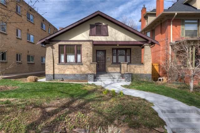 1255 Josephine Street, Denver, CO 80206 (#8914699) :: Wisdom Real Estate