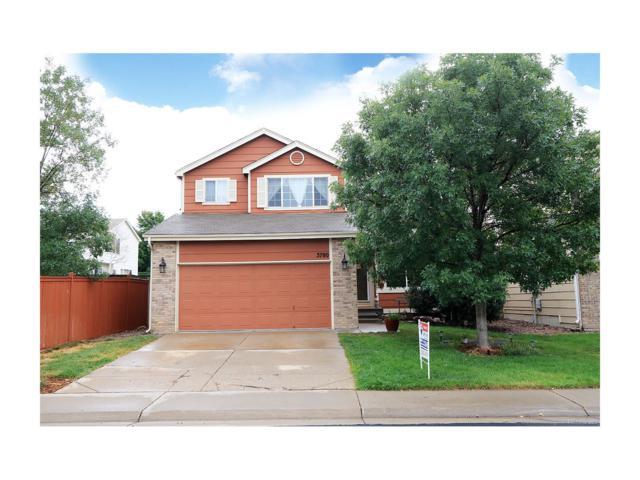 3780 Primrose Lane, Castle Rock, CO 80109 (#8914949) :: The Peak Properties Group