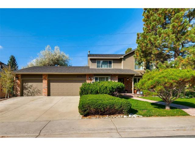 5705 S Pagosa Way, Centennial, CO 80015 (#8914973) :: ParkSide Realty & Management