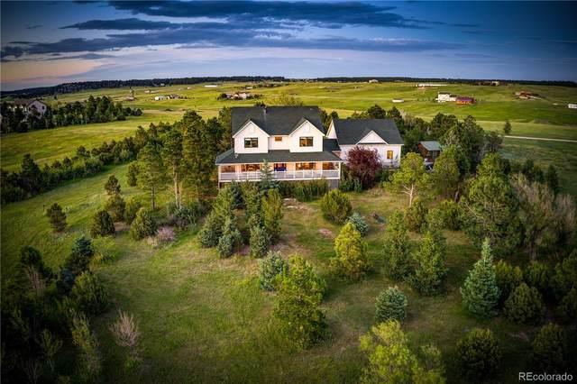 17905 Bar X Road, Colorado Springs, CO 80908 (MLS #8914980) :: 8z Real Estate