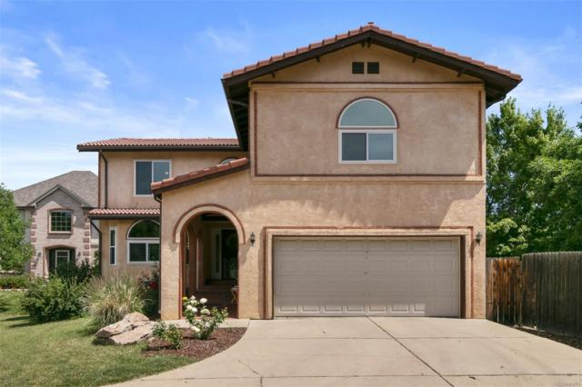 3830 Quail Court, Wheat Ridge, CO 80033 (#8915017) :: James Crocker Team