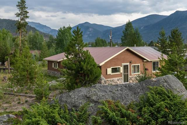 900 Mountain Avenue, Grand Lake, CO 80447 (MLS #8915051) :: Clare Day with Keller Williams Advantage Realty LLC