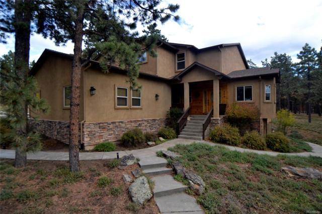 450 Fairfield Lane, Woodland Park, CO 80863 (MLS #8915096) :: 8z Real Estate