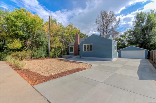 3850 Harlan Street, Wheat Ridge, CO 80033 (#8915664) :: The Peak Properties Group