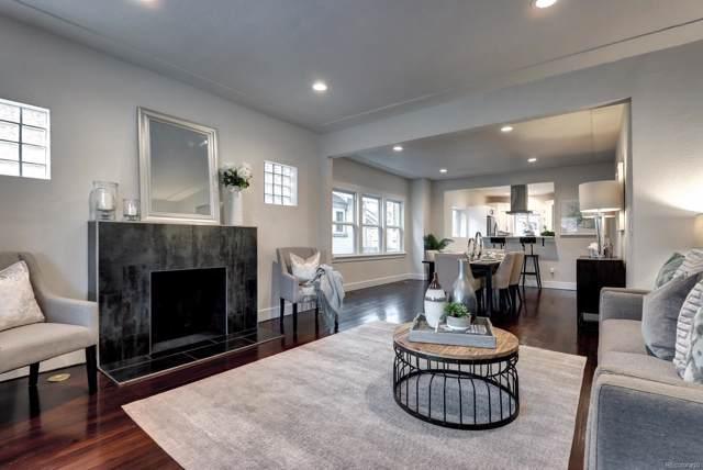 3421 N Vine Street, Denver, CO 80205 (MLS #8916035) :: Kittle Real Estate