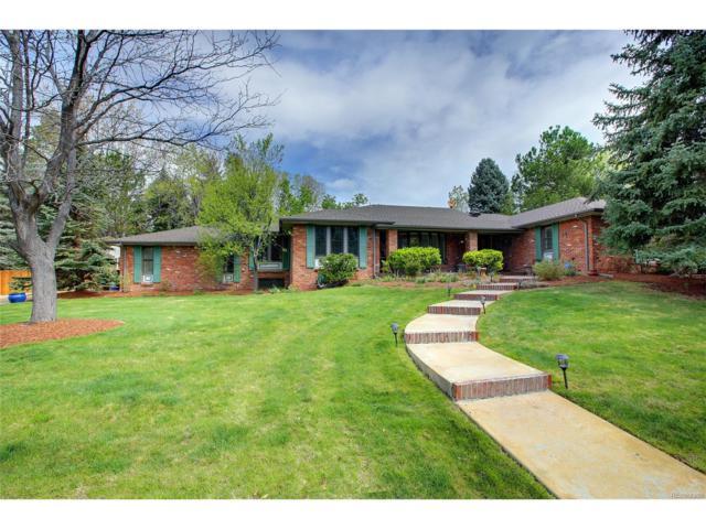5251 E Sanford Circle, Englewood, CO 80113 (MLS #8916343) :: 8z Real Estate
