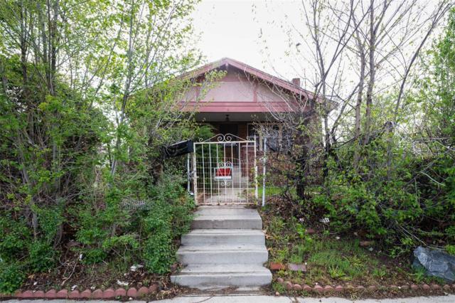 3600 N Clayton Street, Denver, CO 80205 (#8917665) :: House Hunters Colorado